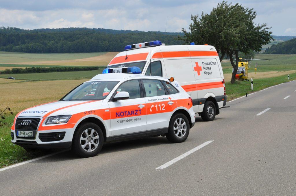 Limpieza de Ambulancias
