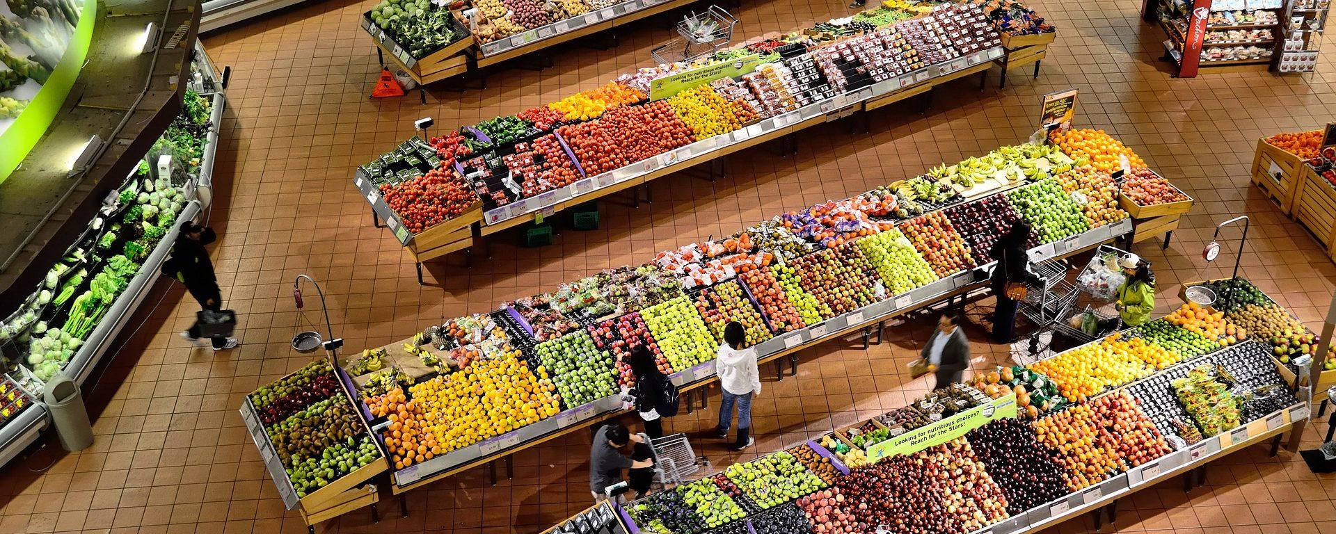 Limpieza de Supermercados